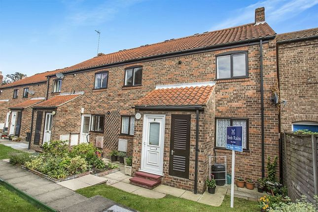 Thumbnail Terraced house to rent in Westerdale Court, York
