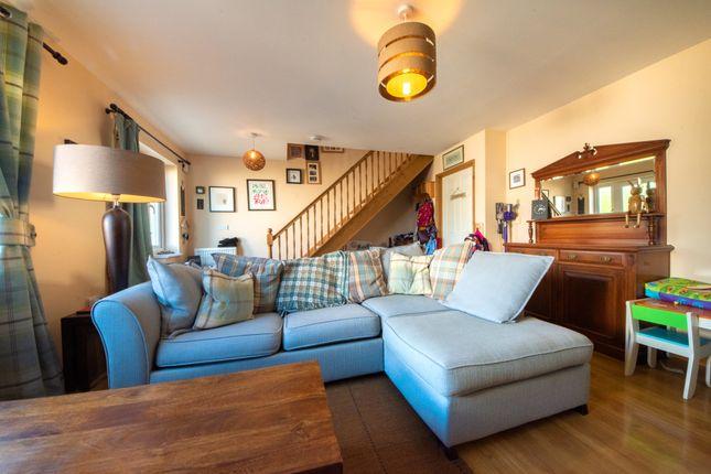 Thumbnail Semi-detached house for sale in Y Ddol Fach, Penrhyncoch, Aberystwyth