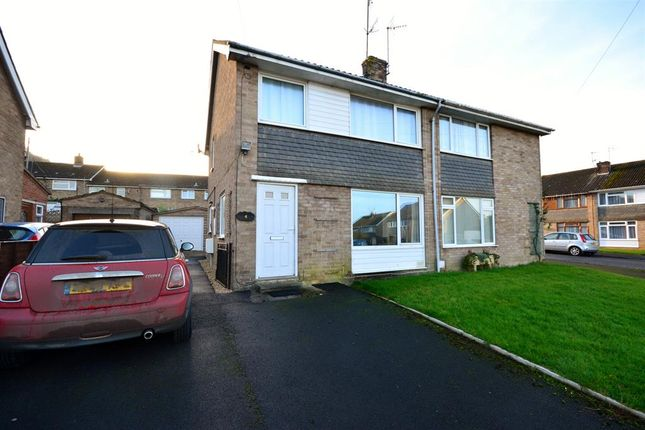 3 bed semi-detached house for sale in Meadowvale, Dursley
