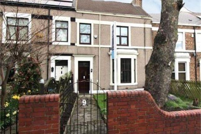 Thumbnail Terraced house for sale in Croft Terrace, Jarrow, Tyne And Wear