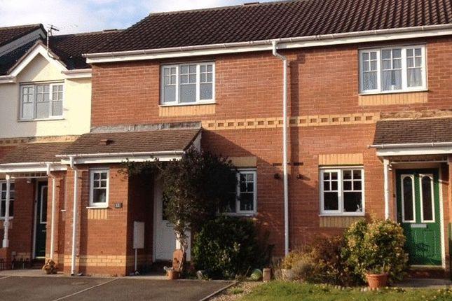 Thumbnail Terraced house to rent in Banc Gelli Las, Bridgend, Mid Glamorgan