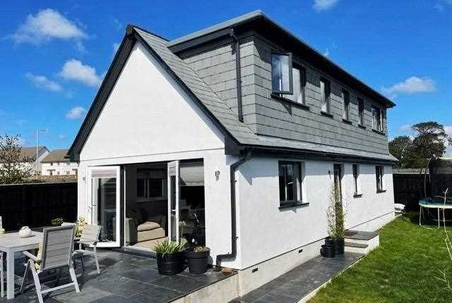 Thumbnail Detached house for sale in Woodmans Corner, Trescobeas Road, Falmouth