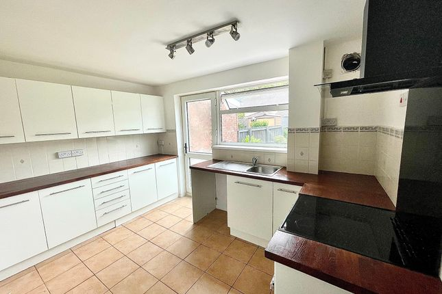 Thumbnail Terraced house to rent in Olway Close, Llanyravon, Cwmbran
