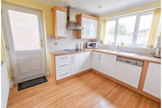 Kitchen of Burrington Drive, Trentham, Stoke-On-Trent ST4