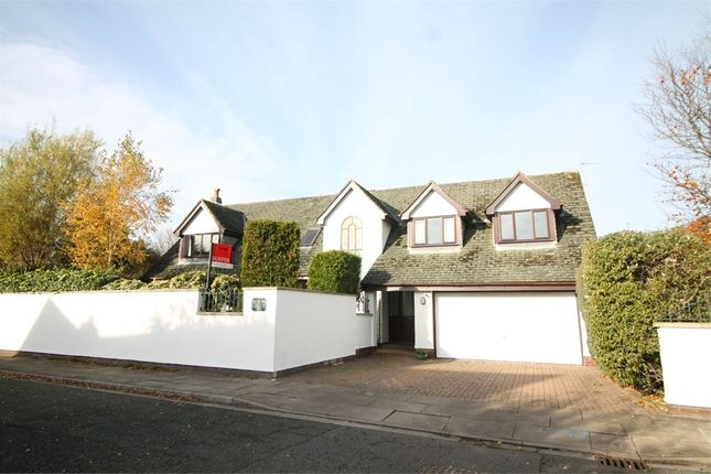 Thumbnail Detached house for sale in Byron Close, Formby, Liverpool, Merseyside