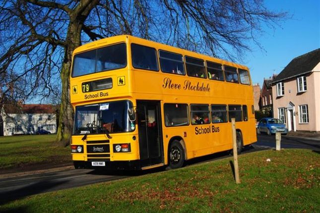 Thumbnail Commercial property for sale in Public Transportation DN14, Carlton, North Yorkshire