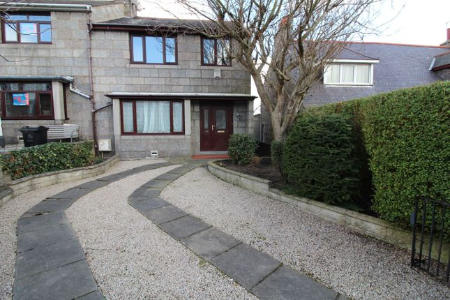Thumbnail Semi-detached house for sale in Clifton Road, Aberdeen