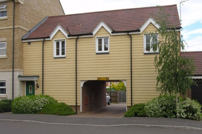 Thumbnail Flat to rent in Matilda Way, Little Dunmow, Dunmow, Essex
