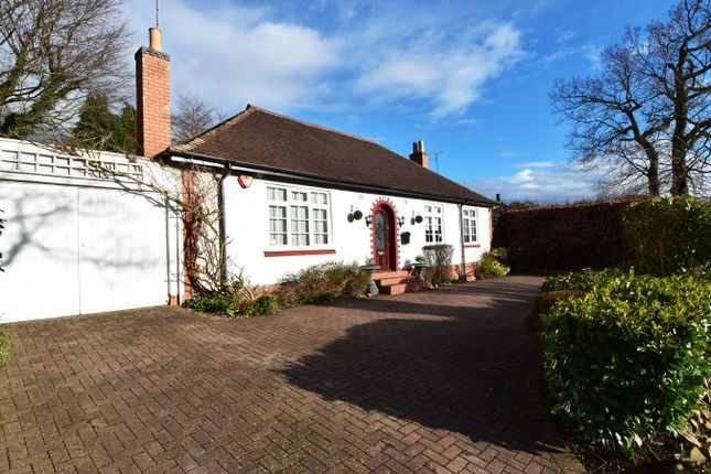 Thumbnail Bungalow to rent in Fox Hill, Selly Oak, Birmingham