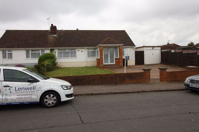 Thumbnail Property to rent in Browning Road, Luton