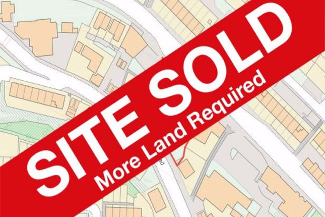Thumbnail Land for sale in Mill Street, Leek, Staffordshire
