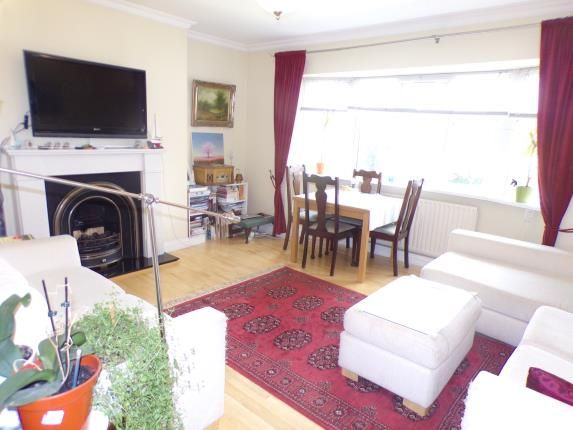 Thumbnail Flat for sale in Enfield Road, Enfield, London