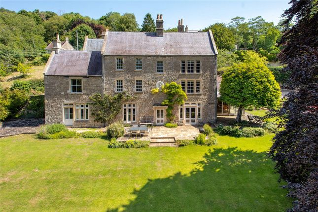 Thumbnail Detached house for sale in Upper Swainswick, Bath