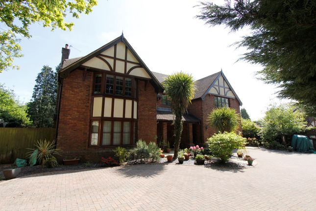Thumbnail Detached house for sale in Pwllmelin Road, Llandaff