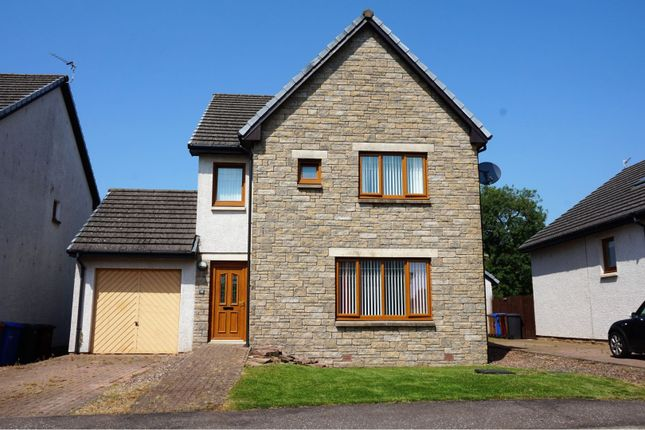 Thumbnail 4 bed detached house for sale in Emmock Woods Drive, Dundee