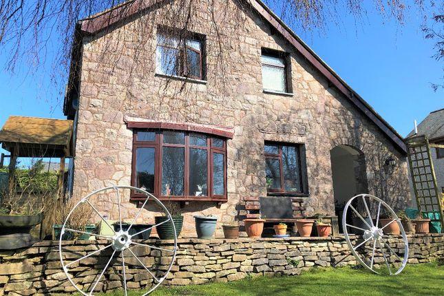Thumbnail Detached house for sale in Alltwen, Llanddoged, Llanrwst