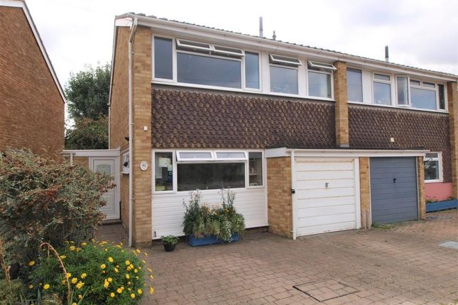 Thumbnail Semi-detached house for sale in Manor Way, Polegate