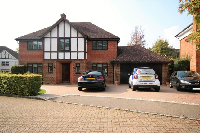 Thumbnail Property for sale in Gatcombe Way, Cockfosters, Barnet