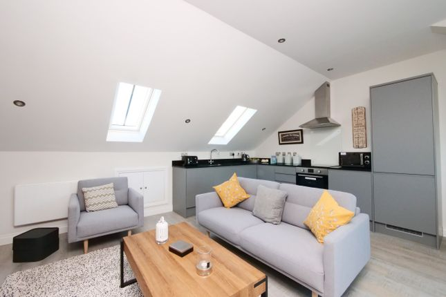 Thumbnail Flat for sale in Fulford Road, York