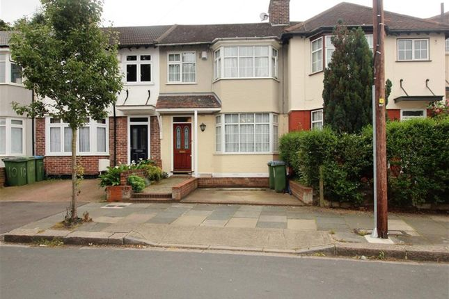 Thumbnail Terraced house to rent in Commonwealth Way, Abbey Wood, London