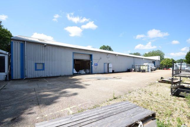 Thumbnail Warehouse to let in Prospect Place, Winchester