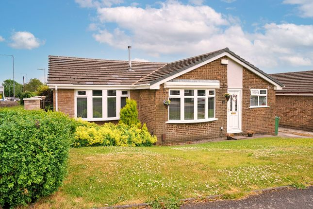 Thumbnail Bungalow for sale in Higher Ridings, Bromley Cross, Bolton