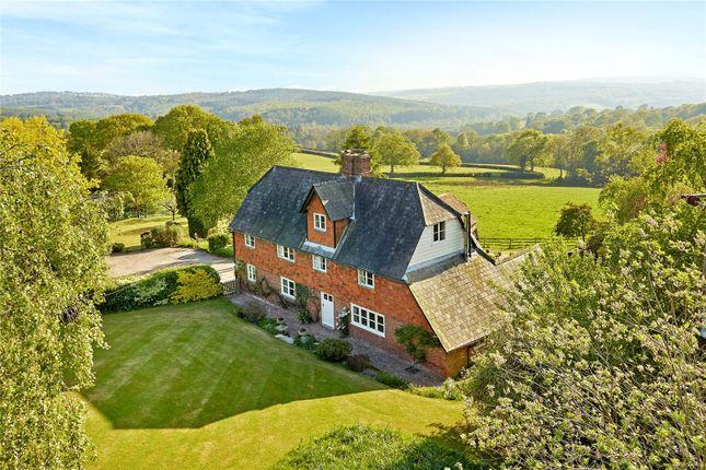 Thumbnail Detached house for sale in Danegate, Eridge Green, Tunbridge Wells, Kent