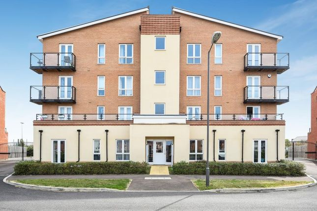 Thumbnail Flat to rent in Nicholas Charles Cr, Aylesbury