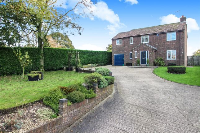 Detached house for sale in Driffield Road, Huggate, York