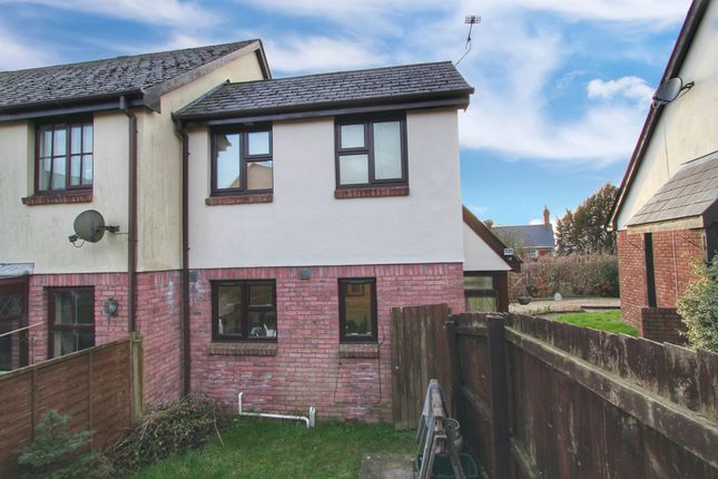 Thumbnail End terrace house for sale in The Smithy, Devauden, Chepstow
