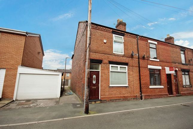 Thumbnail Terraced house for sale in Brick Street, Newton-Le-Willows