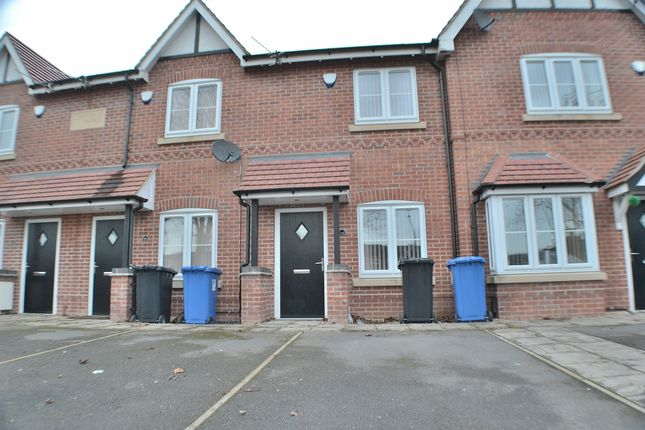2 bed terraced house to rent in Winchester Crescent, Chaddesden, Derby