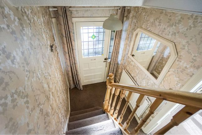 Staircase of Old Park Road, Dudley DY1