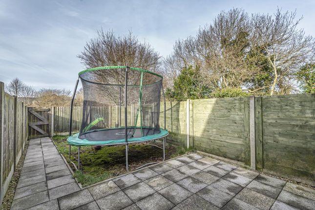 Garden of Warren Close, Hay-On-Wye, Hereford HR3