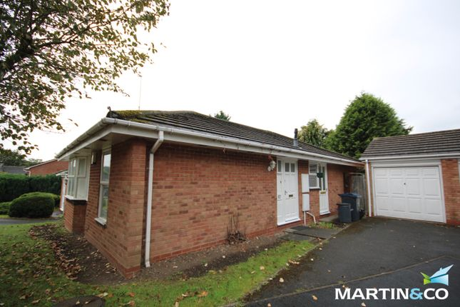 Thumbnail Detached bungalow to rent in Humphrey Middlemore Drive, Harborne