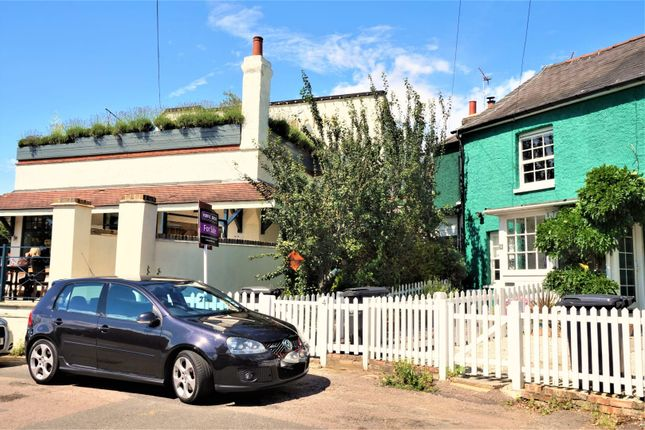 Thumbnail End terrace house for sale in Stony Path, Loughton