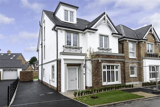 Thumbnail Semi-detached house to rent in Lesley Park Royal, Dundonald