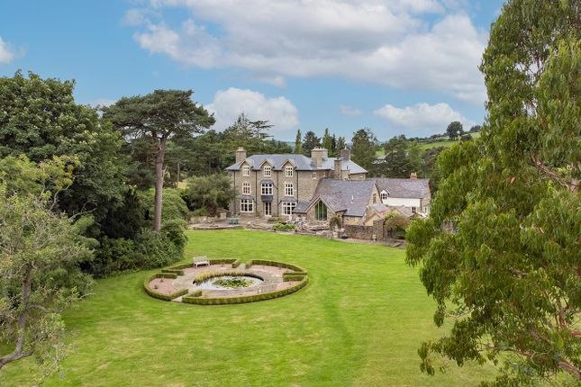Thumbnail Detached house for sale in Bryn, Bishops Castle, Shropshire