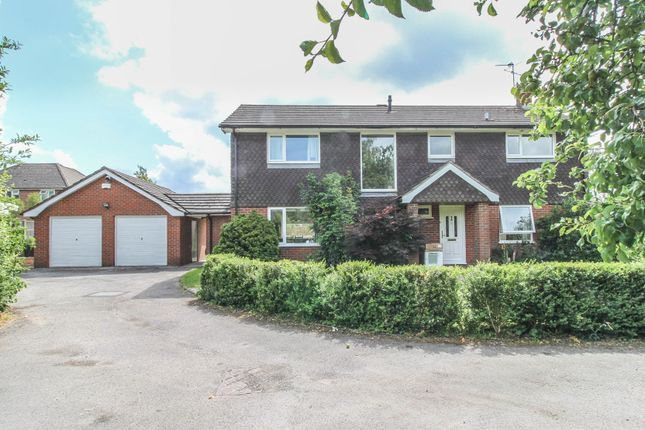 Thumbnail Detached house for sale in Charlcot, Whitchurch