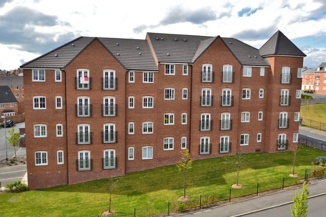 2 bed flat to rent in Fenton Place, New Forest Village, Middleton, Leeds LS10