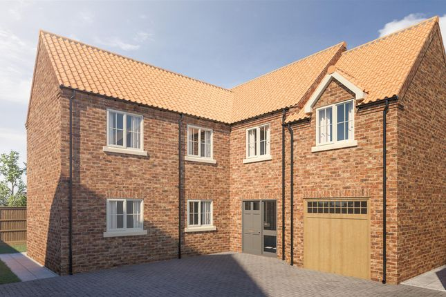 Thumbnail Detached house for sale in Church Lane, Crowle, Scunthorpe