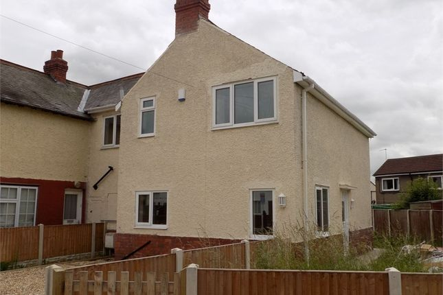 End terrace house for sale in Royds Crescent, Rhodesia, Worksop, Nottinghamshire