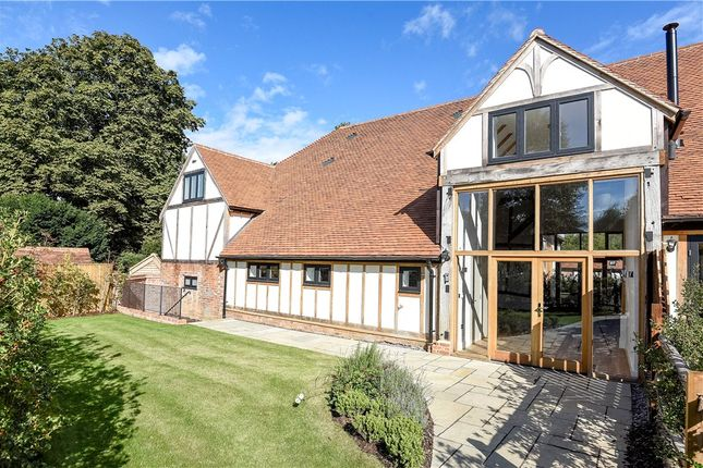 Thumbnail Terraced house for sale in Great Tangley Manor, Wonersh Common, Guildford