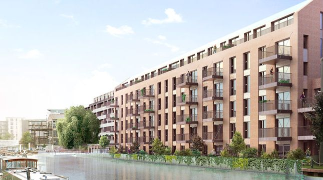 Thumbnail Leisure/hospitality to let in Bream Street, Fish Island, London
