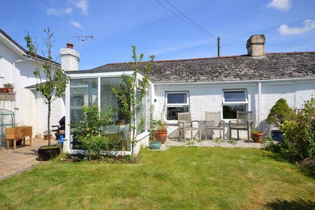 Thumbnail Semi-detached bungalow for sale in St. Anns Chapel, Gunnislake, Cornwall