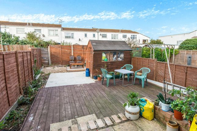 Thumbnail Terraced house for sale in Cliff View Gardens, Warden, Sheerness