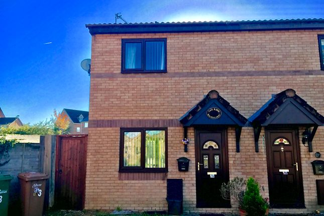 Thumbnail Property to rent in Cae Rhos, Caerphilly