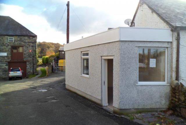 Commercial property to let in Unit 9, Gwyrfai Mills, Bontnewydd