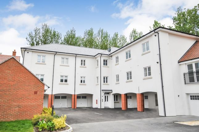Thumbnail Flat for sale in Turvin Crescent, Gilston, Harlow