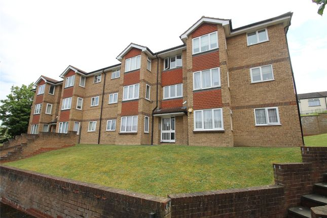 Thumbnail Flat for sale in Chilham Close, Chatham, Kent